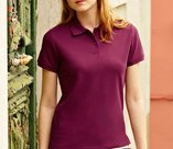 Premium Polo Lady-Fit